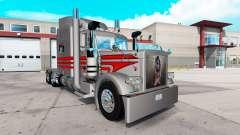 Rocker-skin für den truck-Peterbilt 389 für American Truck Simulator