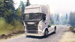 Scania R730 2009 4x4 pour Spin Tires