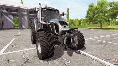 Zetor Forterra 135 limited black edition pour Farming Simulator 2017