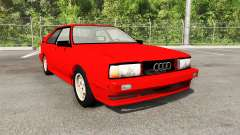 Audi Quattro (Typ 85) 1988 pour BeamNG Drive