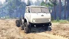 MAZ-520 pour Spin Tires