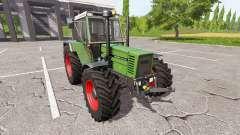 Fendt Favorit 615 LSA Turbomatik E v2.0 für Farming Simulator 2017