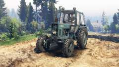 MTZ-82 v5.0 pour Spin Tires