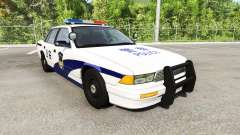 Gavril Grand Marshall Chinese Police für BeamNG Drive