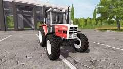 Steyr 8090A Turbo SK2 v2.0 für Farming Simulator 2017