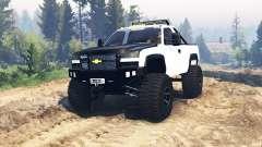 Chevrolet Silverado v2.0 pour Spin Tires