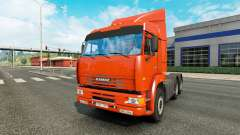 KamAZ-6460 pour Euro Truck Simulator 2