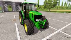 John Deere 7530 Premium v1.1.0.1 für Farming Simulator 2017