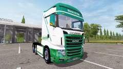 Scania R700 Evo Easter & Voss pour Farming Simulator 2017