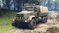 KrAZ-6322 v3.0