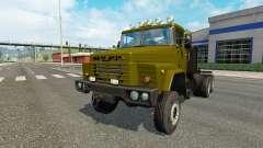 KrAZ-260 v1.16 für Euro Truck Simulator 2