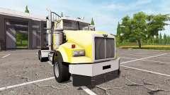 Lizard SX 210 Twinstar Western Star pour Farming Simulator 2017