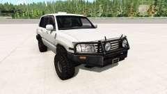Toyota Land Cruiser 100 v0.5.2 pour BeamNG Drive