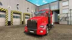 Kenworth T800 v1.02 für Euro Truck Simulator 2