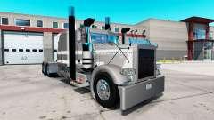 Creisler de la peau pour le camion Peterbilt 389 pour American Truck Simulator