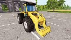 Hanomag 55D pour Farming Simulator 2017