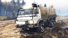 KAMAZ-4310 v7.0 für Spin Tires