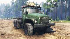 Ural-4320 Traktor v2.0 für Spin Tires