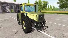 Mercedes-Benz Trac 1800 Intercooler pour Farming Simulator 2017