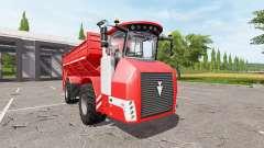 HOLMER Terra Variant 600 eco [pack] pour Farming Simulator 2017