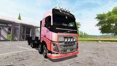 Volvo FH 750 tow truck für Farming Simulator 2017