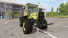 Mercedes-Benz Trac 900 Turbo v2.0 für Farming Simulator 2017