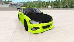Hirochi Sunburst electric v3.2 pour BeamNG Drive
