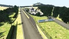 Nürburgring für BeamNG Drive