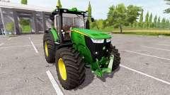 John Deere 7280R v1.1.0.1 für Farming Simulator 2017