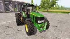 John Deere 6630 Premium pour Farming Simulator 2017