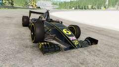 Formel-1-Fahrzeug-v1.1 für BeamNG Drive