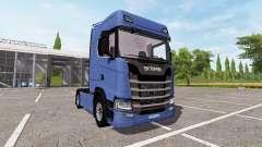 Scania S580 für Farming Simulator 2017