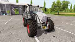 Fendt 939 Vario black beauty für Farming Simulator 2017
