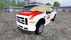 Ford F-250 single cab U-Haul