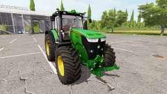 John Deere 7280R v1.3 für Farming Simulator 2017
