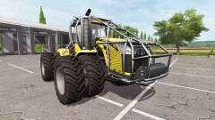 Challenger MT955E forest edition pour Farming Simulator 2017