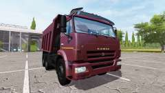 KAMAZ-65115 Euro3 für Farming Simulator 2017