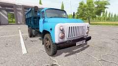 GAZ-53 pour Farming Simulator 2017
