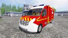 Renault Master VSAV