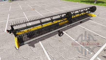 New Holland SuperFlex Draper 45FT für Farming Simulator 2017