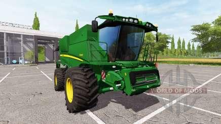 John Deere S690i washable pour Farming Simulator 2017