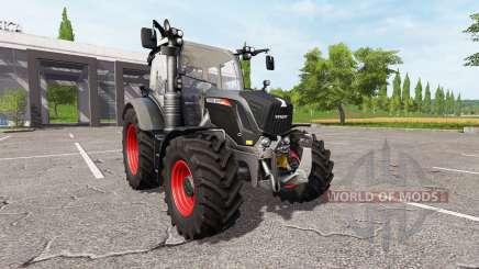 Fendt 310 Vario black beauty pour Farming Simulator 2017