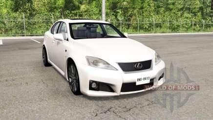 Lexus IS (XE20) für BeamNG Drive