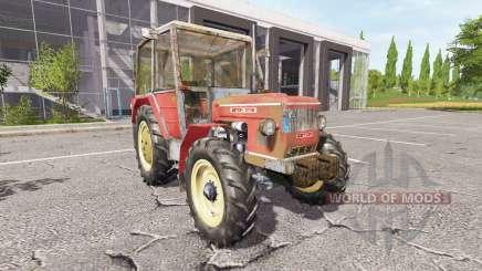 Zetor 5718 für Farming Simulator 2017