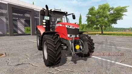 Massey Ferguson 6612 für Farming Simulator 2017
