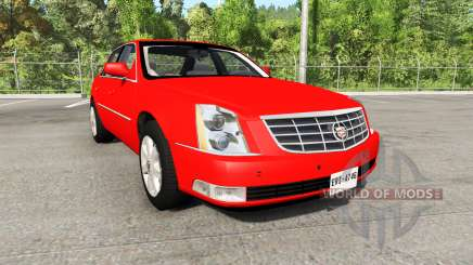 Cadillac DTS remake für BeamNG Drive