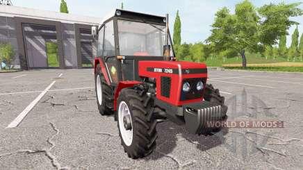 Zetor 7245 v2.0 pour Farming Simulator 2017
