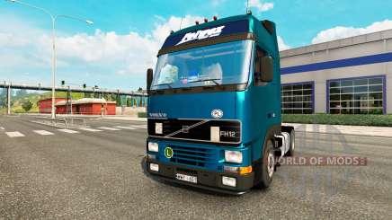 Volvo FH12 für Euro Truck Simulator 2