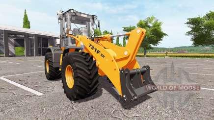 Case 721F XR pour Farming Simulator 2017
