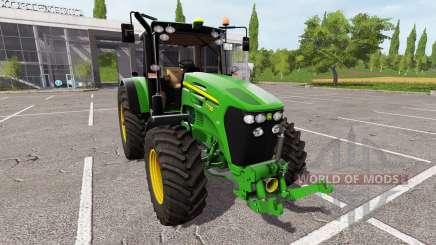 John Deere 7730 pour Farming Simulator 2017